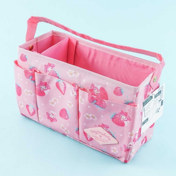 My Melody Strawberry Carry Box