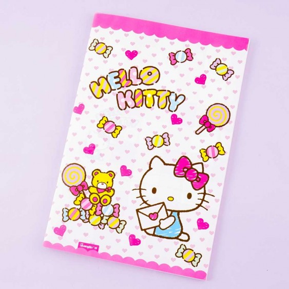 Hello Kitty Candy Notebook