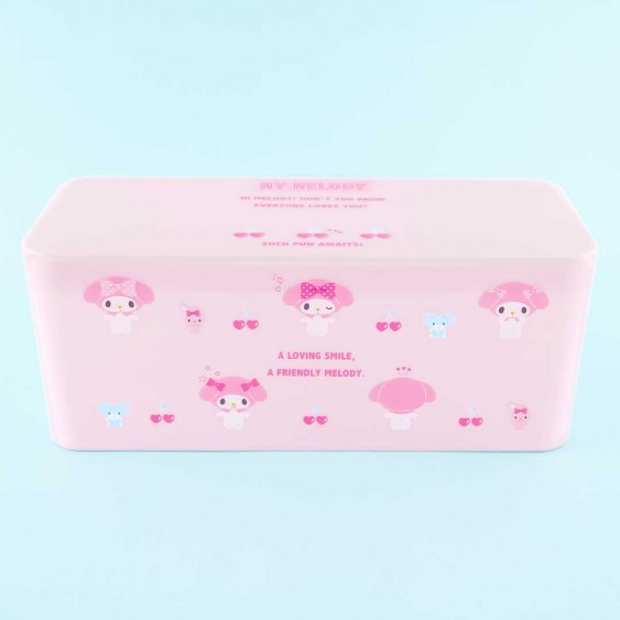 My Melody Cable Organizer Box