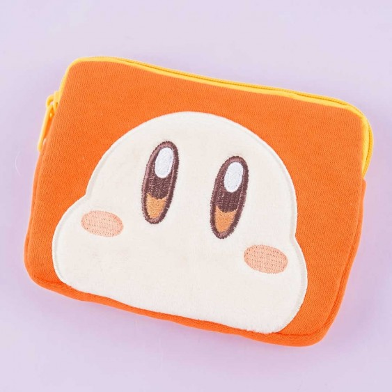 Kirby Mini Tissue Pouch - Waddle Dee