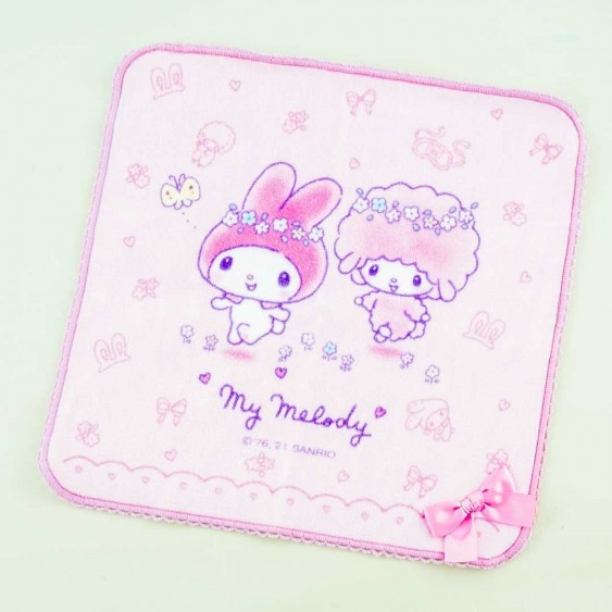 My Melody & My Sweet Piano Playtime Towel