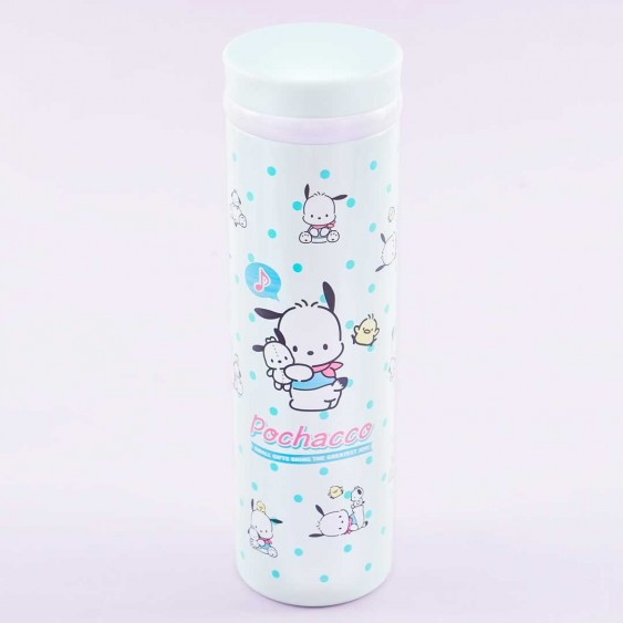 Pochacco Playtime Stainless Steel Bottle