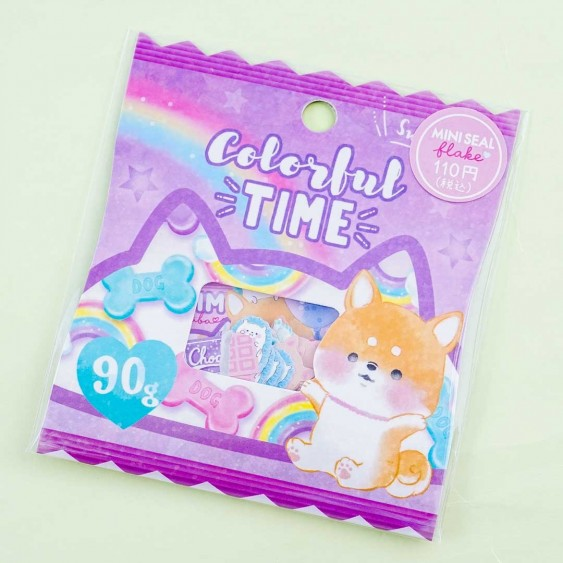 Colorful Time Candies Mini Seal Flakes