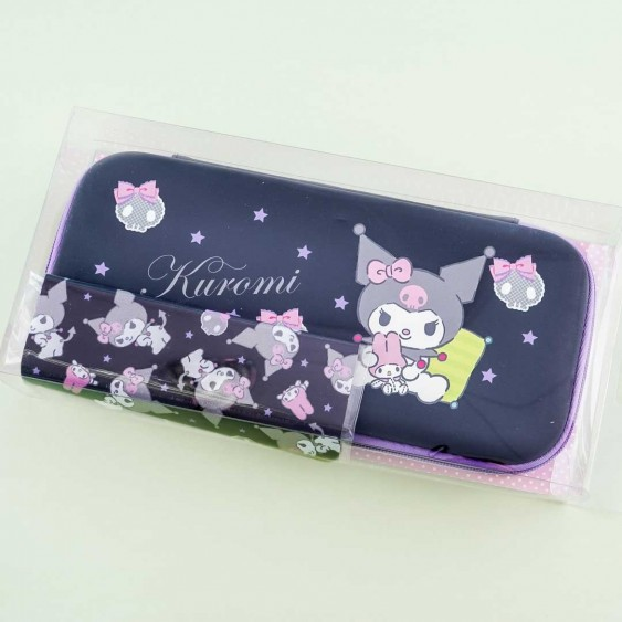Kuromi Game Console Storage Pouch