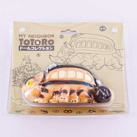 My Neighbor Totoro Doll Collection - Catbus