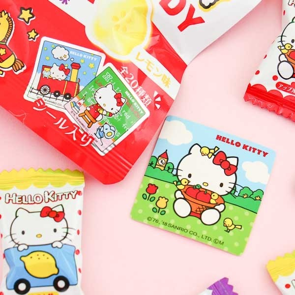 872a5512b Senjaku Hello Kitty Flower Candies - Blippo Kawaii Shop