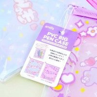 Pop Style Hearts Pouch