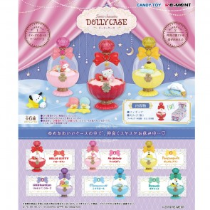 Re-Ment Sanrio Characters Dollycase