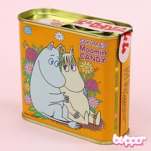 Sakuma's Moomin Candy - Yellow