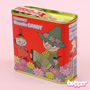 Sakuma's Moomin Candy - Red