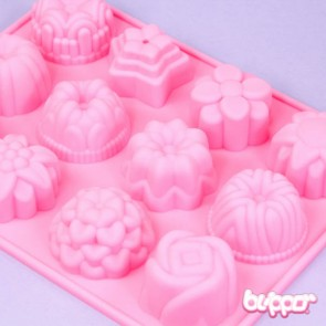 Big Silicon Mold - Cakes