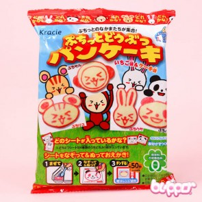 Kracie Animal Oekaki Pancake DIY Candy Kit