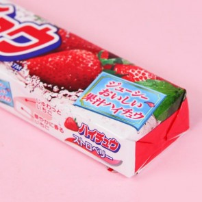 Hi-Chew Candy Strawberry - Small