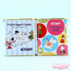 Sakuma Moomin Fruits Yogurt Candy