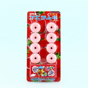 Coris Whistle Candy - Strawberry