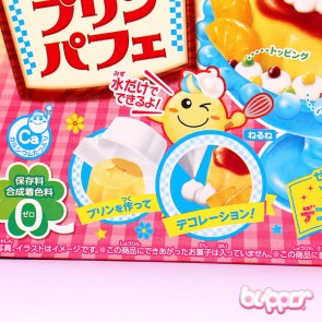 Kracie Popin' Cookin' Pudding Flan Parfait Kit DIY