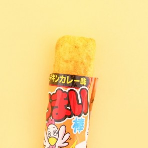 Yaokin Umaibo Curry Chicken Snack Stick Set - 5 pcs