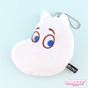 Soft Moomintroll Purse
