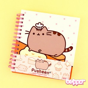 Pusheen Coil Notebook