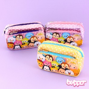 Tsum Tsum Glitter Purse - Medium