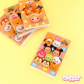 Tsum Tsum Small Notebook