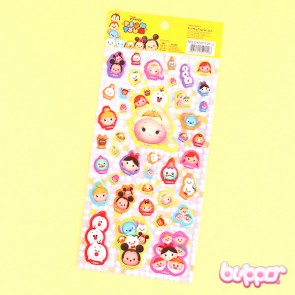 Tsum Tsum Puffy Stickers - Elsa