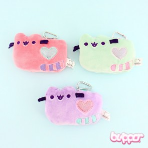 Pusheen Pastel Card Holder