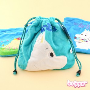 Moomin Draw String Bag