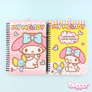 My Melody Hardcover Coil Notebook