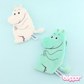 Pastel Soft Moomintroll Purse