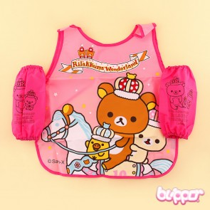 Rilakkuma Wonderland Kids Apron Set
