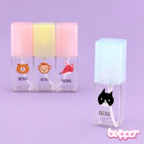 Mini Square Animal Spray Bottle