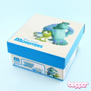 Monsters University Ceramic Tableware Set