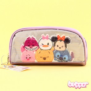 Tsum Tsum Fabric Pencil Case