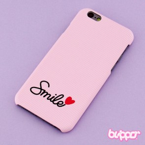 Pink Smile Protective Case for iPhone 6