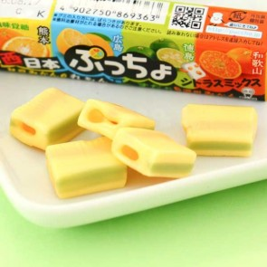 Puccho Chewy Candy - West Japan Mixed Citrus