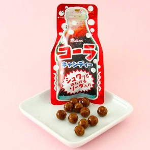 Lion Cola Bottle Candies
