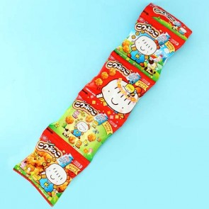 Kameda Kotsubukko Rice Crackers - 4 pcs