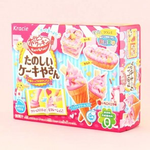 Kracie Popin' Cookin' Ice Cream Cake Shop DIY Candy Kit