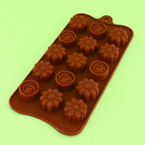 Flower Silicon Mold