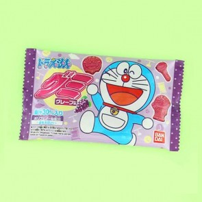 Bandai Doraemon Grape Gummy