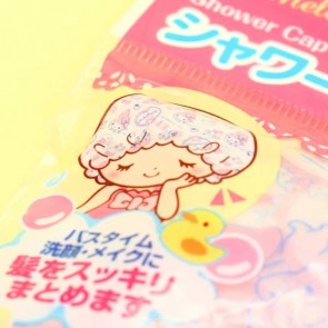 My Melody Shower Cap