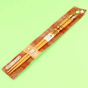 Hello Kitty Wooden Chopsticks