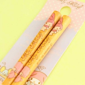 My Melody Wooden Chopsticks