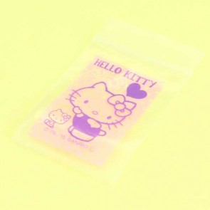 Hello Kitty Ziptop Bags - Mini