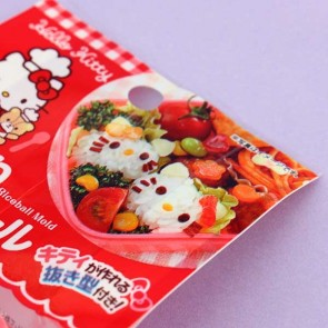 Hello Kitty Onigiri Mold
