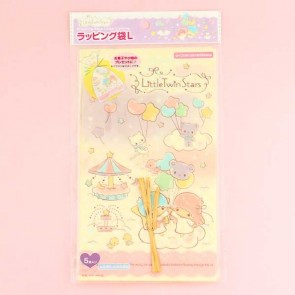 Little Twin Stars Gift Bag Set - 5 pcs