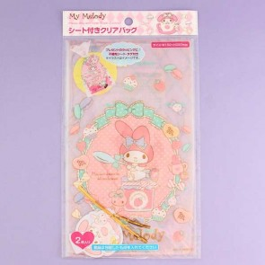 My Melody Fabric Gift Bag Set - 2 pcs