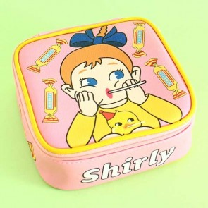 Kawaii Shirly Girl Cosmetic Bag