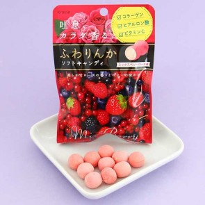 Kracie Beauty Rose & Berry Candy